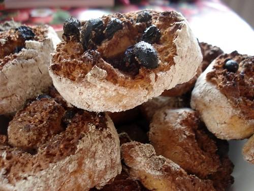 Oatmeal raising rolls
