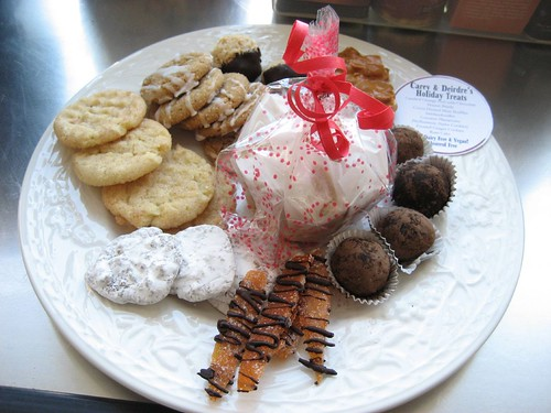 Holiday Baking - All Vegan!