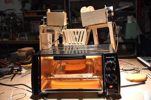 Sudo Make Me a Sandwich Robot