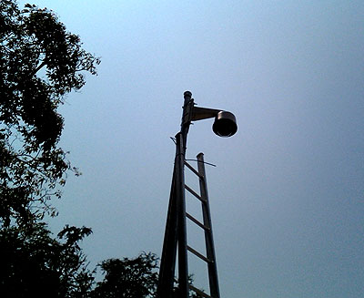 Nice new CCTV to watch over Hong Lim Park