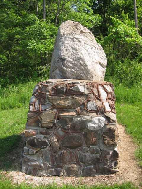 Eagle's Nest monument