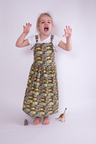 Dino Dress