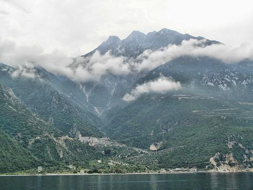 Góra Athos, The Holy Mount Athos