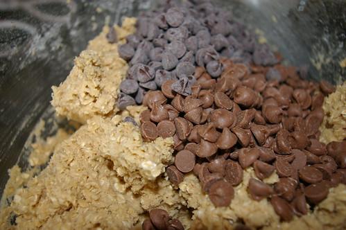 Mmmmm chocolate chips