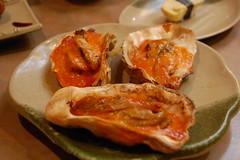 Oysters Motoyaki