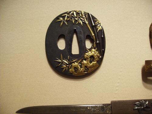 Sword-guard (Tsuba 鍔)