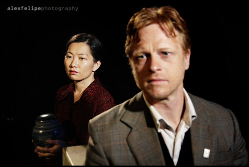 Diane Tso and Patrick Garrow