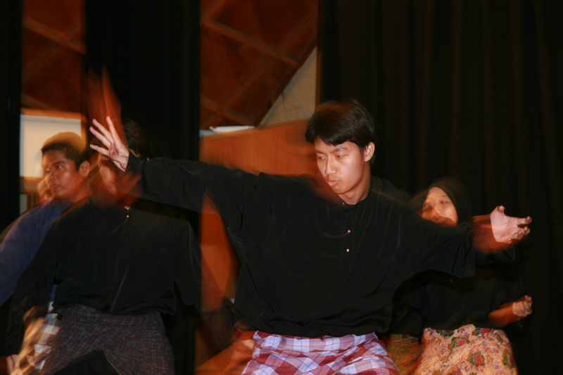 Silat Performance