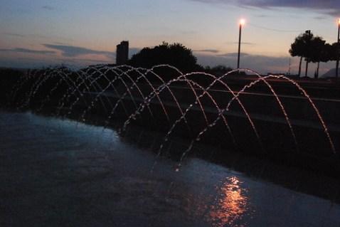 Fuente del Parque de la Ereta