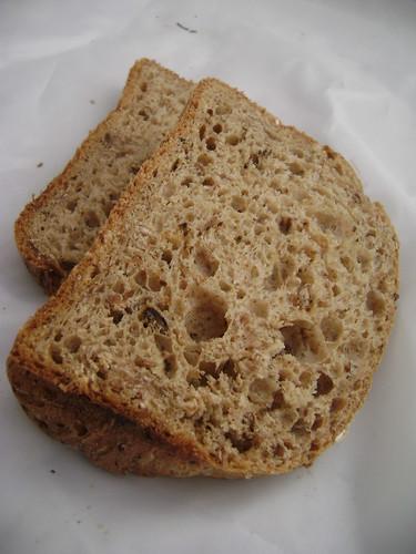 Homemade Granary Loaf
