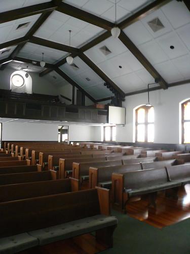 First Baptist Church (Interior) - 1925