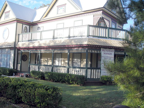 Side view of B&B by you.