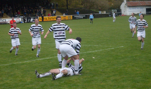 Andy Essler Celebrates