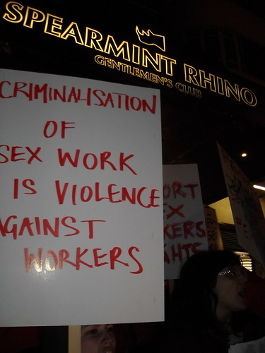 stop criminalisation of sex work