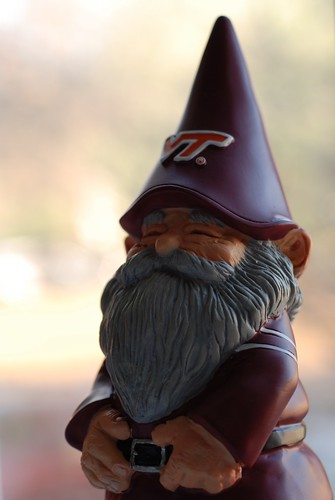 Virginia Tech Gnome