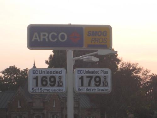 gasoline and fuel economy