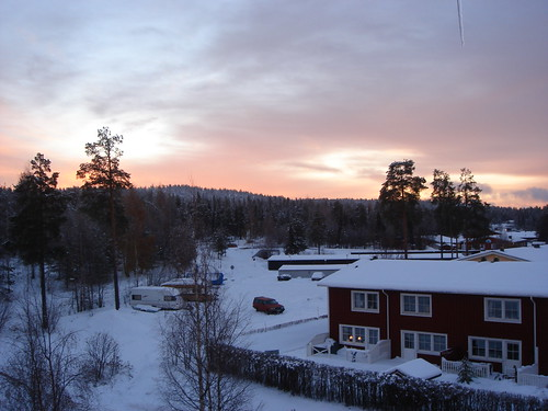 View from my room - Winter