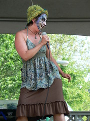 Trail Days - Talent Show - Female Performer Sings
