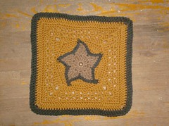 Star Overlay Square