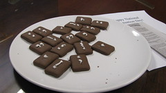 Punctuation Cookies For National Punctuation Day
