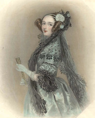 Ada Lovelace, 1838