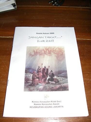 Buku Dari Keuskupan Agung Jakarta