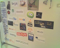 web2.0 fridge