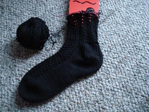 First Hemp Sock 2