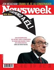 Portada contra Greenspan
