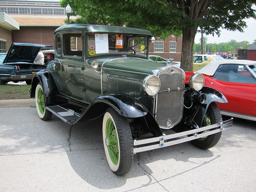 1930 Ford Model A coupe a