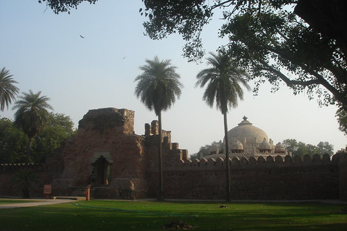 Humayun's Tomb胡馬雍大帝陵墓1-4