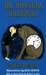 the phantom tollbooth, by norton juster, illus...