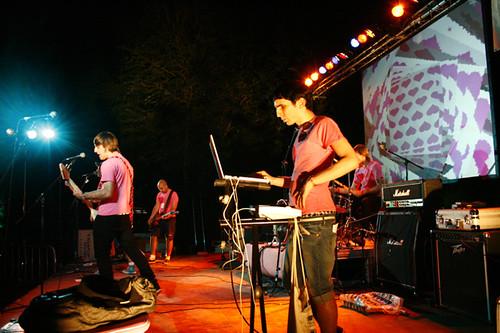 As� fue la Barha Party Madrid 08