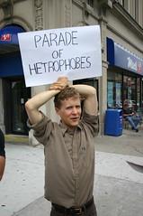 Parade of Heterophobes
