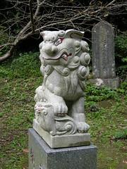 Komainu at Kencho-ji