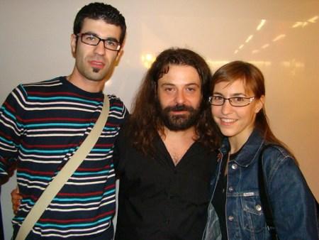 Con Carlos Chaouen