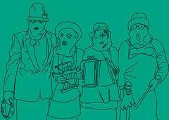 newfoundland christmas mummers