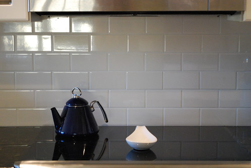 Subway Tile backsplash by you.
