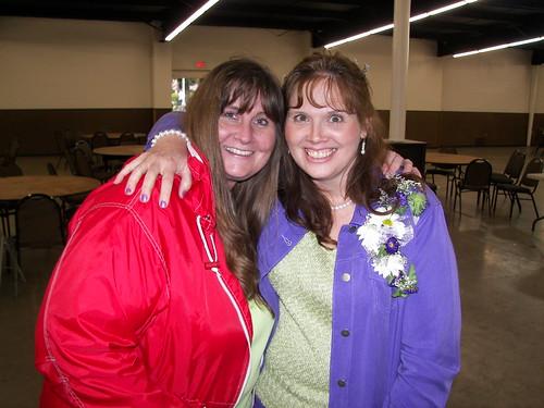 Shanda and Brenda