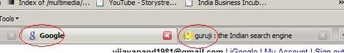guruji vs google