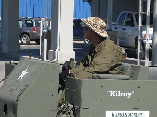 Bob Wilson on Kilroy