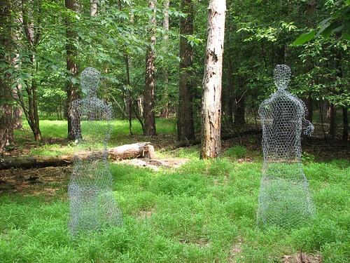 figures in the woods-1