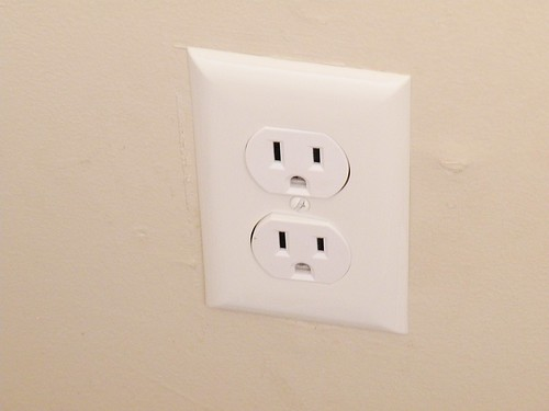 New Electrical Socket