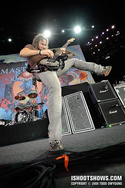 Mastodon @ Mayhem Fest