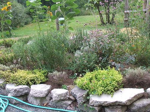 Whidbey Herb Garden