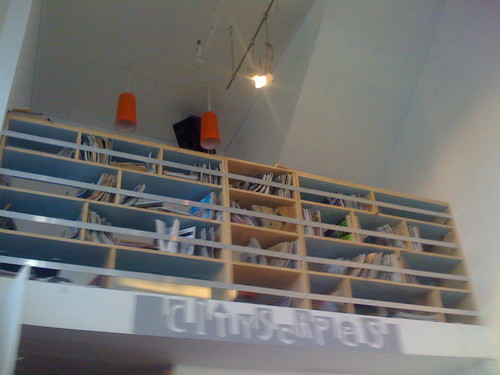 the zine library