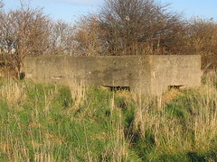 Pillbox, Trunk Road, South Bank