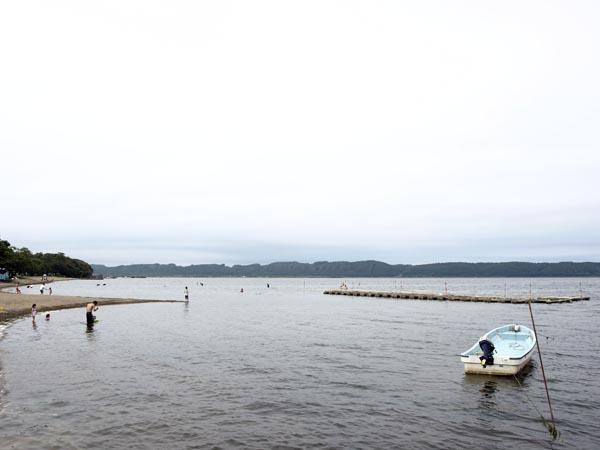小川原湖 1