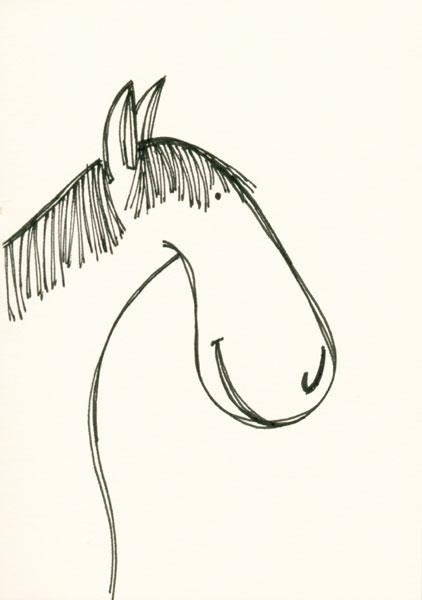 owen inspired horse