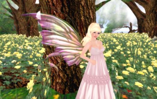 Aphrodite in Tea Rose 2